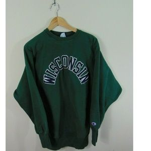 VTG Champion Crewneck Sweatshirt Reverse Weave